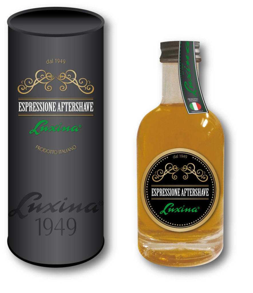 Luxina espressione aftershave